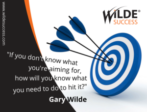 Success Secret - Know what you are aiming for